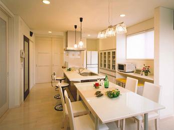 お台所に立つのが楽しくて、お料理をするのが好きになりました!