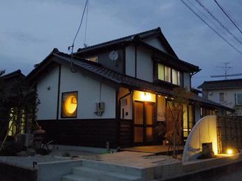 大好きな古民家の良さを活かした家となりました。