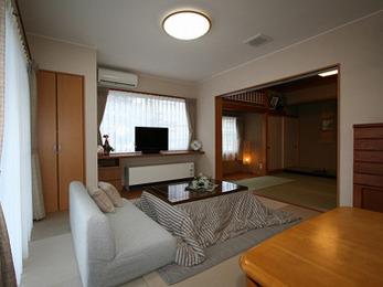 念願のリフォームをして、丈夫で暖かく安心できる家になりました。