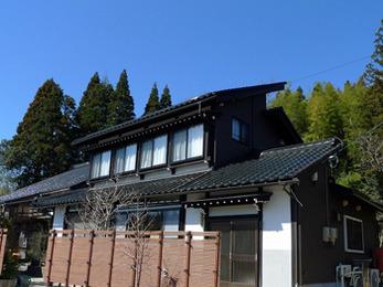 家の中に風の通り道ができてとても快適になりました。