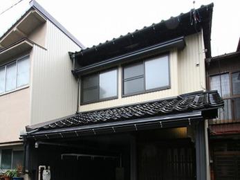 コンパクトで使いやすく金澤を楽しめる貸家となりました。