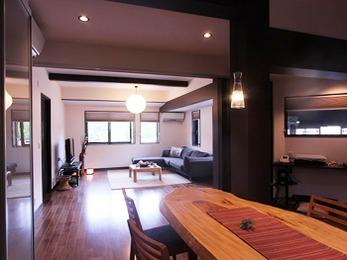 お気に入りの空間ができました。一新した我が家に愛着がわいています。