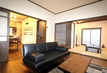 リフォームのおかげで家族で活力ある暮らしができます。 富山