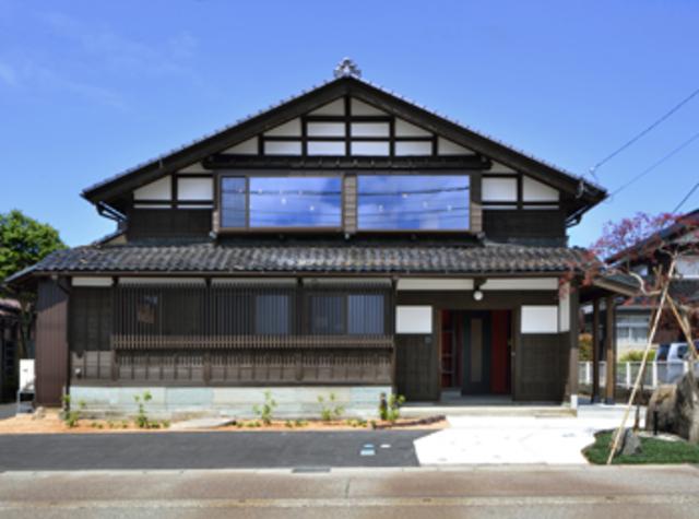 9月11~13日(土~月)石川県能美市福島町「古民家モデルハウスフリー開放デー」