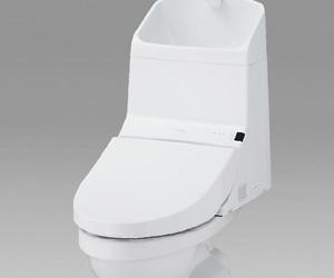 TOTOウォシュレット一体型便器HV手洗い付き